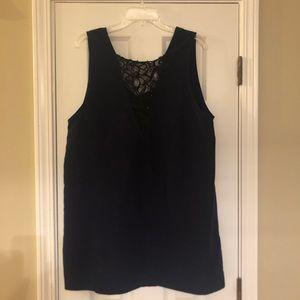 BB Dakota Navy Dress